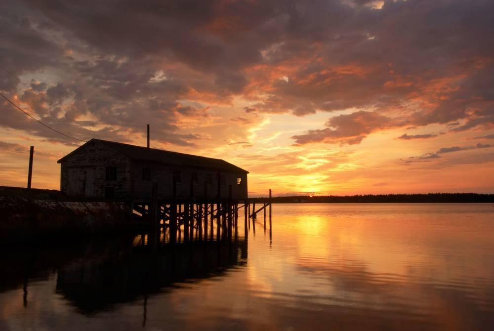 Grand Harbour, Grand Manan island