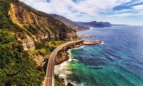 Grand Pacific Drive, New South Wales