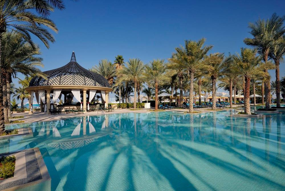 Grand Pool, One & Only Royal Mirage Residence