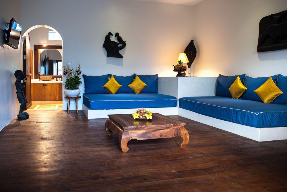 Grand Suite Living Room, Navutu, Siem Reap, Cambodia