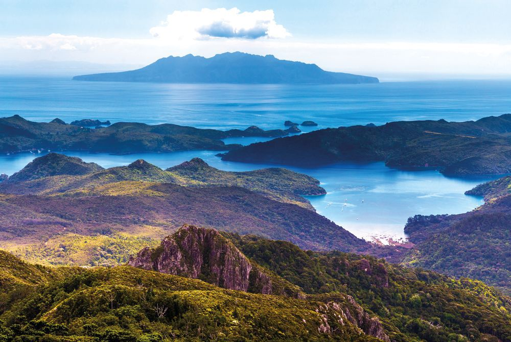 Great Barrier Island Extension