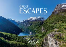 Great Escapes: February 2017