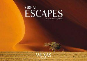 Great Escapes: October 2016