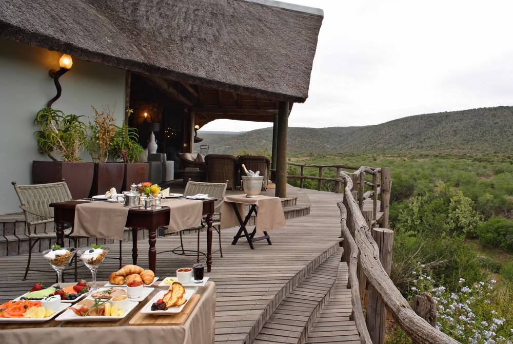 Great Fish River Lodge, Kwande