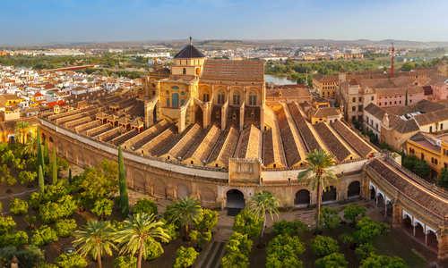 Great Mosque Mezquita - Catedral de Cordoba, Andalusia, Spain