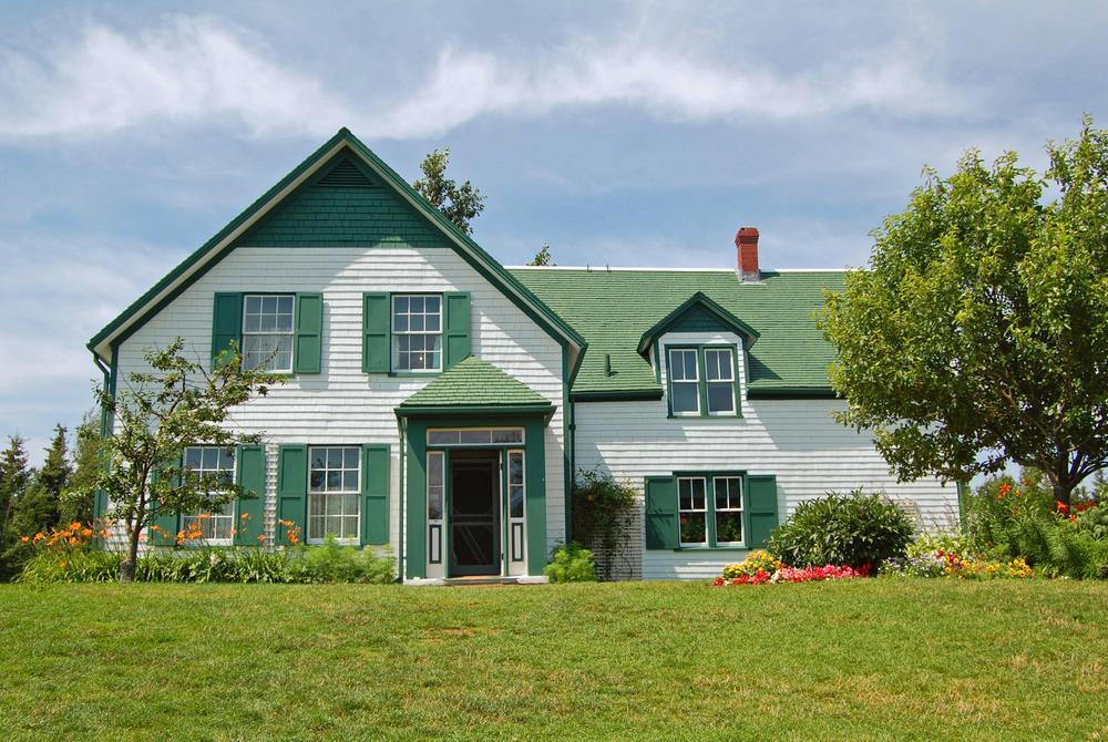 Green Gables, Prince Edward Island
