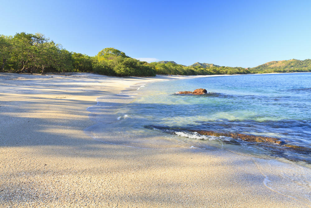 Beach at Guanacaste, Costa Rica