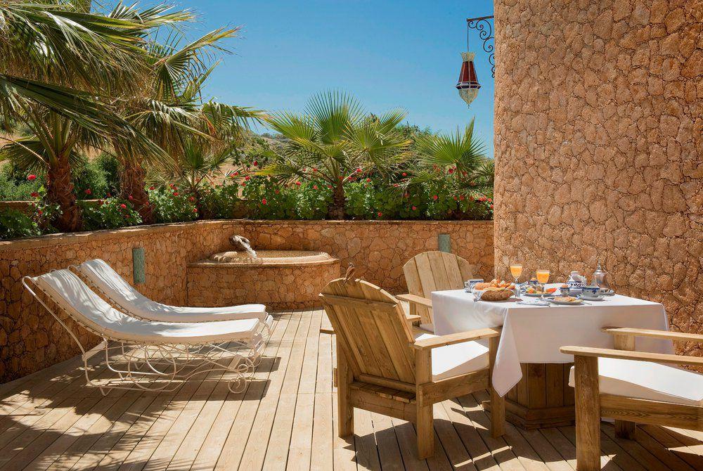Guest Room Terrace, La Sultana Oualidia