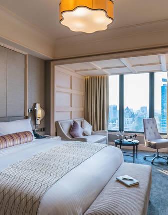 Guestroom, Caravelle Saigon