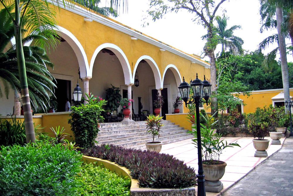 Hacienda Chichen