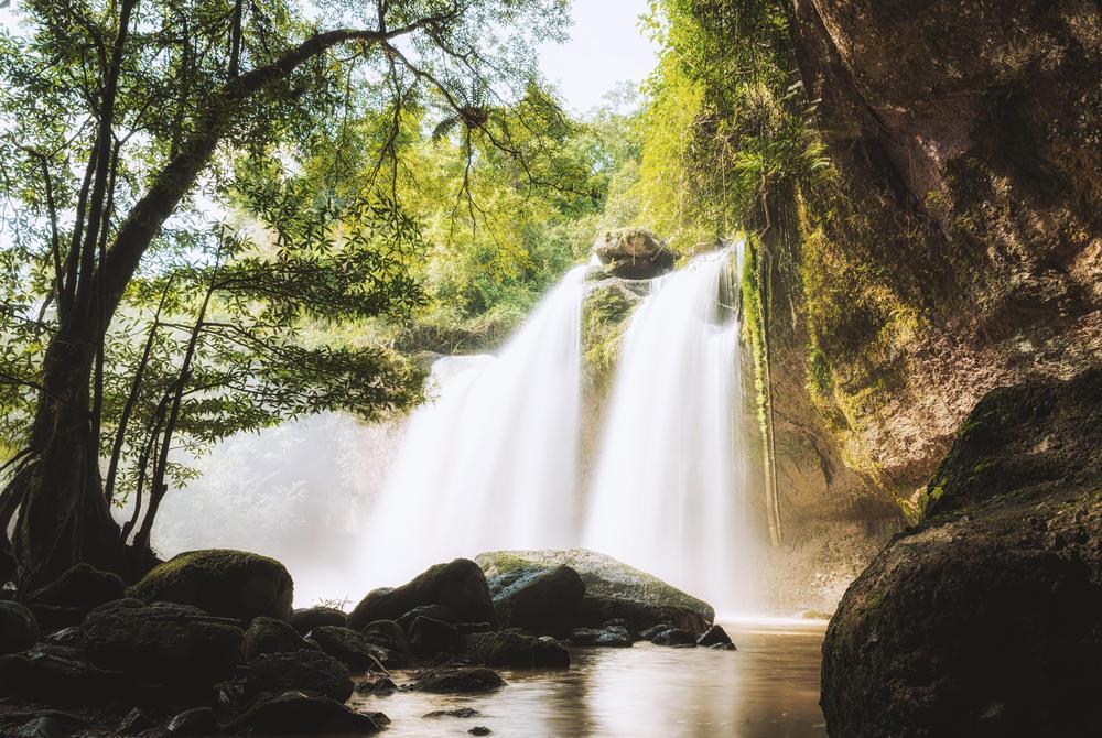 Haewsuwat waterfall, Khao Yai National Park