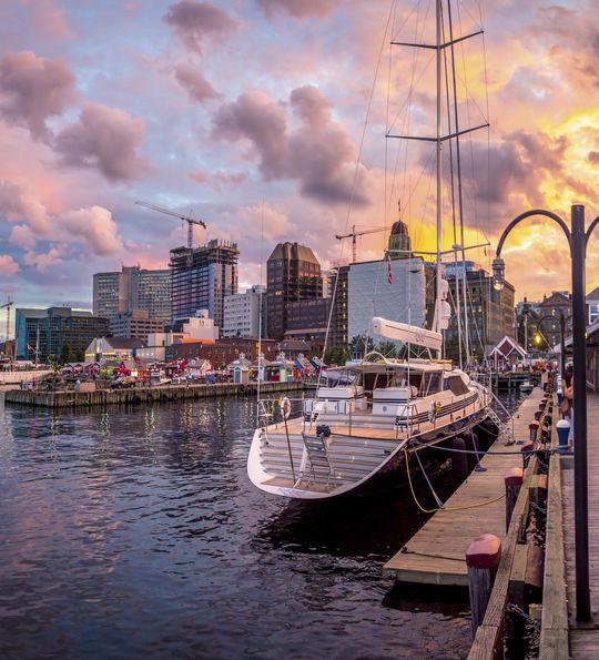 Halifax Waterfront, Atlantic Canada
