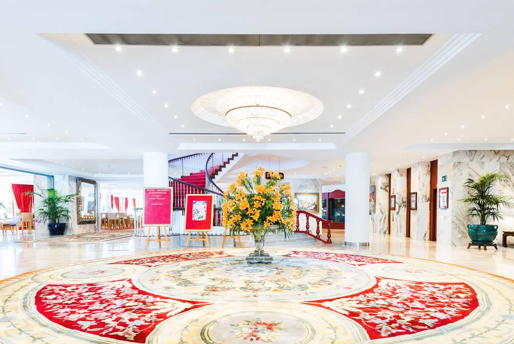 Hall, Hotel Botanico