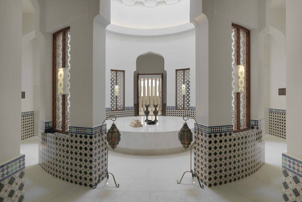 Hammam, Spa, Al Baleed Resort Salalah by Anantara, Oman