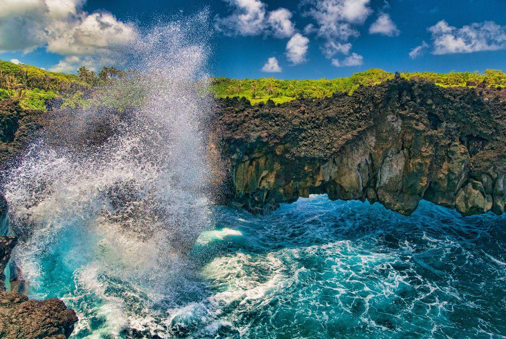 Hana, Maui, Hawaii, USA