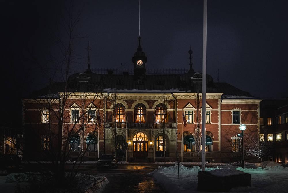 Haparanda Stadshotell, Haparanda, Sweden