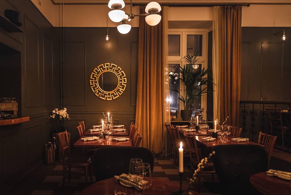 Restaurant, Haparanda Stadshotell, Haparanda, Sweden