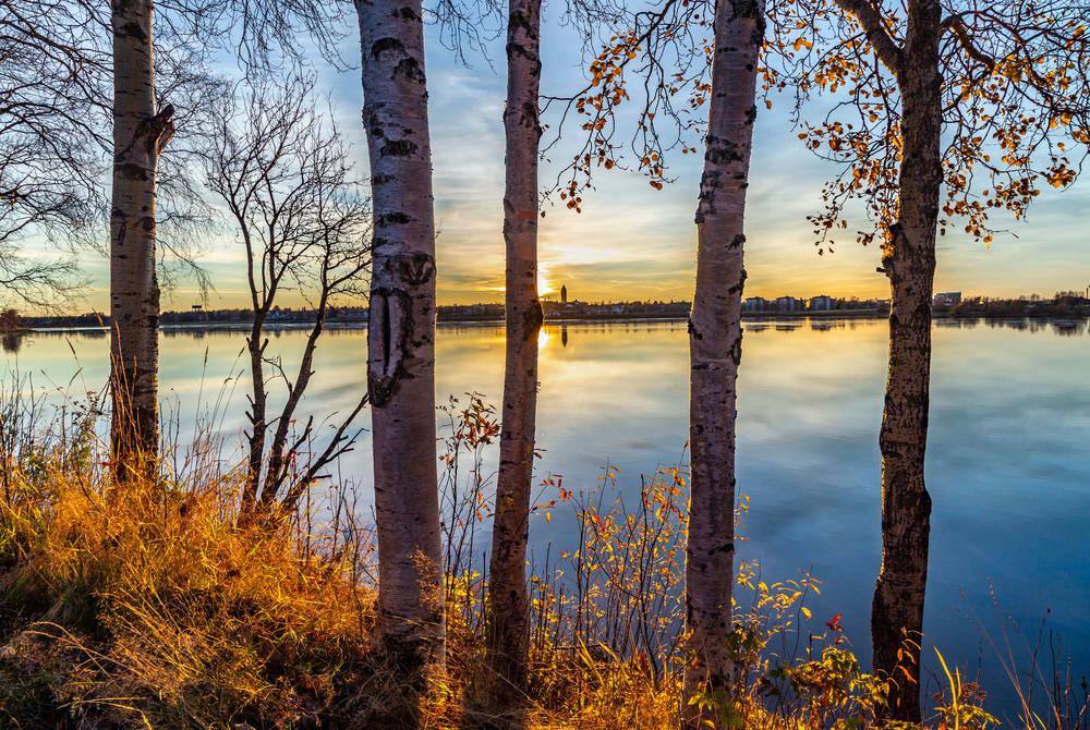 Haparanda, Swedish Lapland