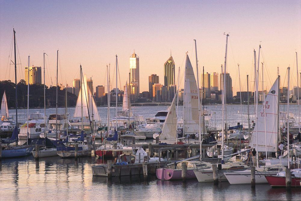 Harbour, Perth, Western Australia, Australia