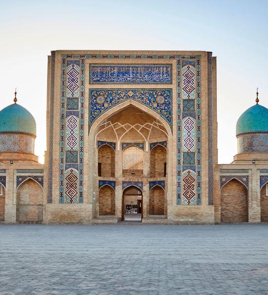 Hast Imam Square, Tashkent