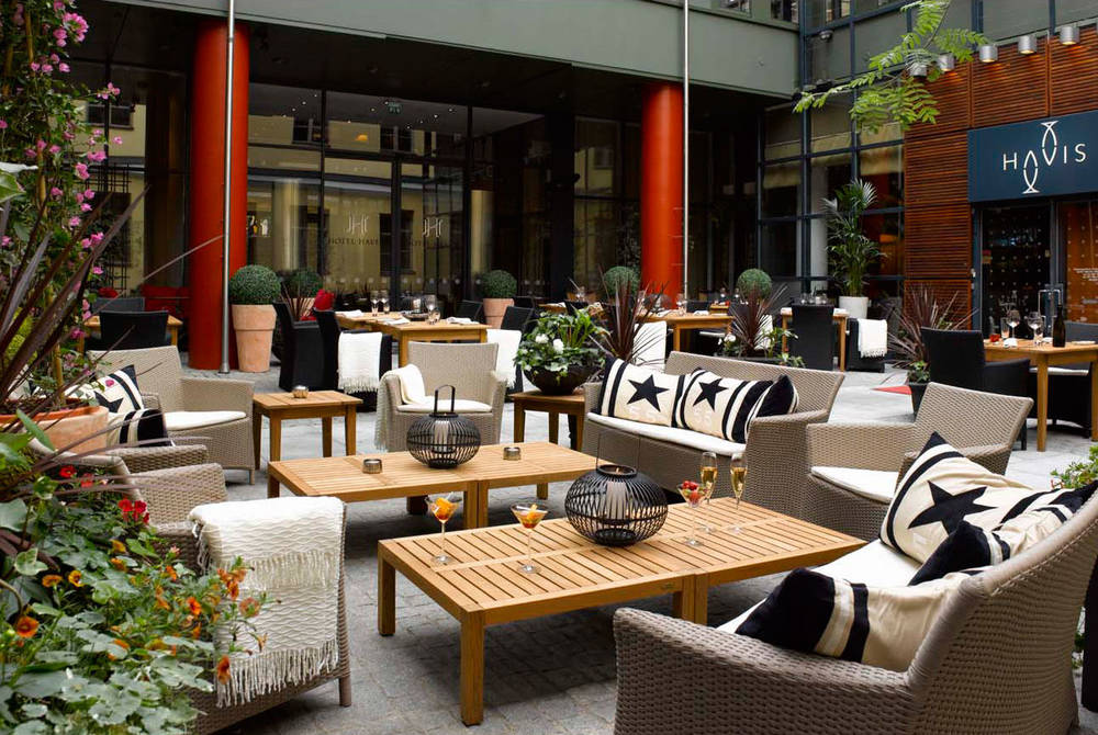 Havis Terrace Bar, Hotel Haven