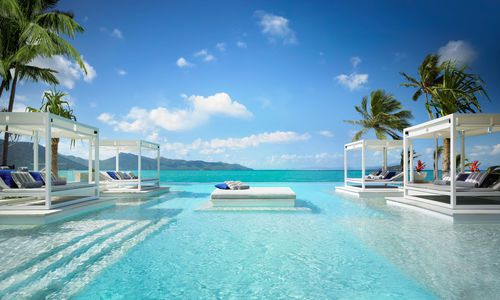 One&Only Hayman Island, in the Whitsundays