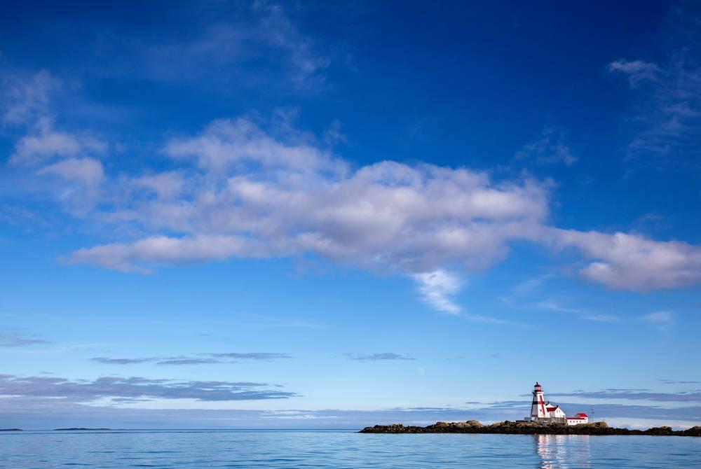 Head Harbour Lighthouse, Campobello Island, New Brunswick