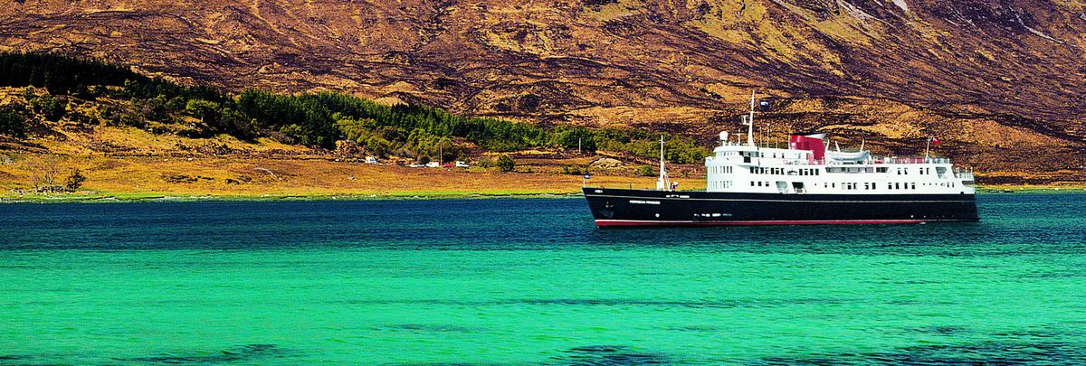 Hebridean Princess completes refurbishment