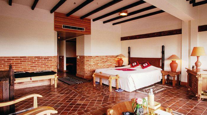 Heritage Deluxe Room, Darwika's Hotel