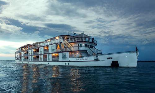 Heritage Line - MK The Jahan ship