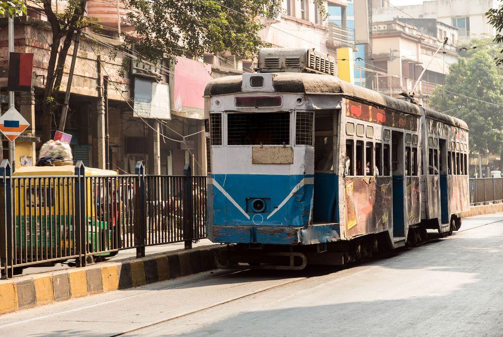 Heritage Tram, Kolkata