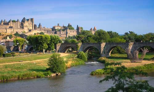 Hilltop Carcassonne, Languedoc