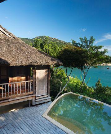 Hilltop Pool Villa, Six Senses, Nin Van Bay, Vietnam