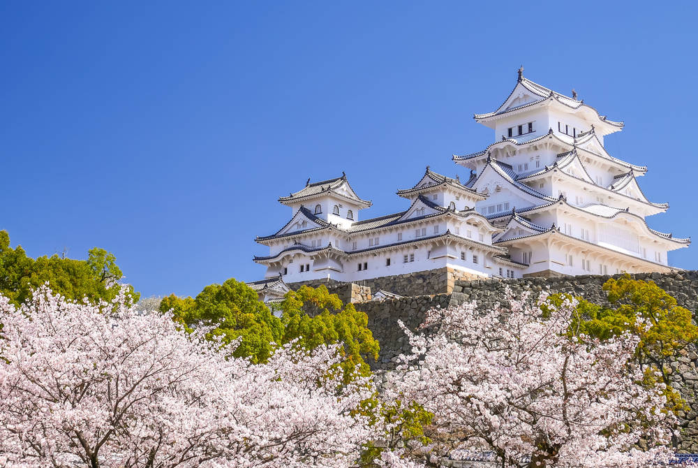 Himeji Castle, Kobe