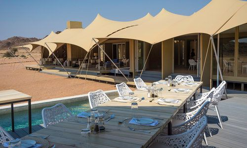 Hoanib Skeleton Coast Camp, Skeleton Coast