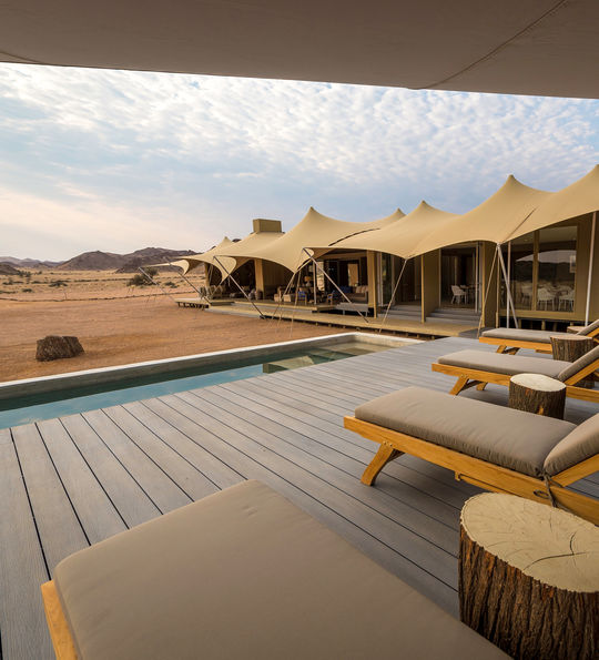 Hoanib Skeleton Coast Camp, Skeleton Coast, Namibia