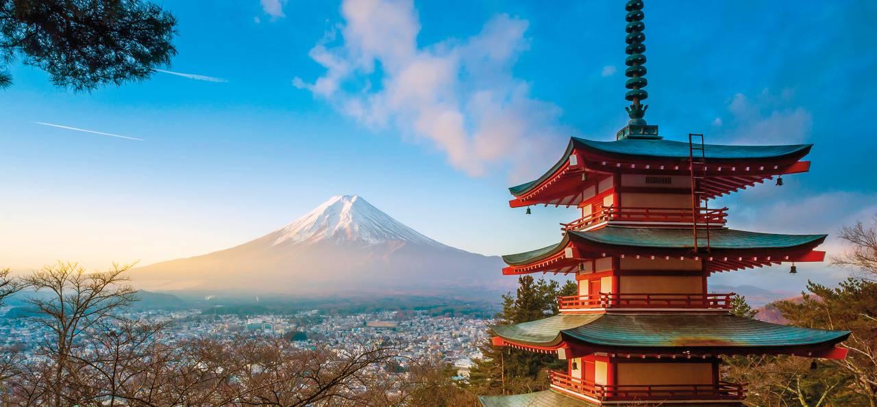 Hokonew (Mt Muji), Japan