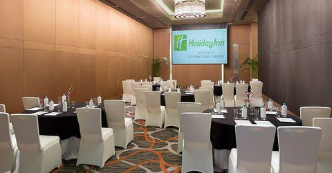 Holiday Inn, New Delhi International Airport