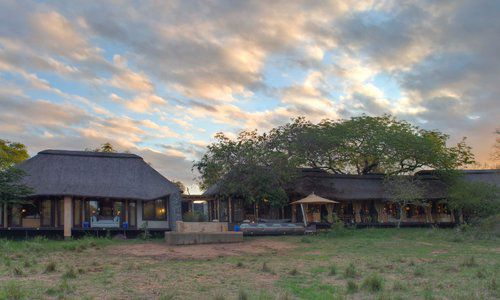 Homestead, Phinda Game Reserve