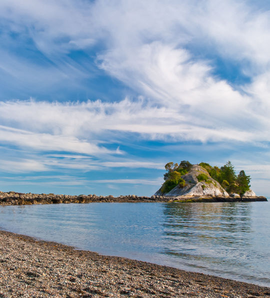 Horseshoe Bay, Whyte Cliff Park, West Vancouver