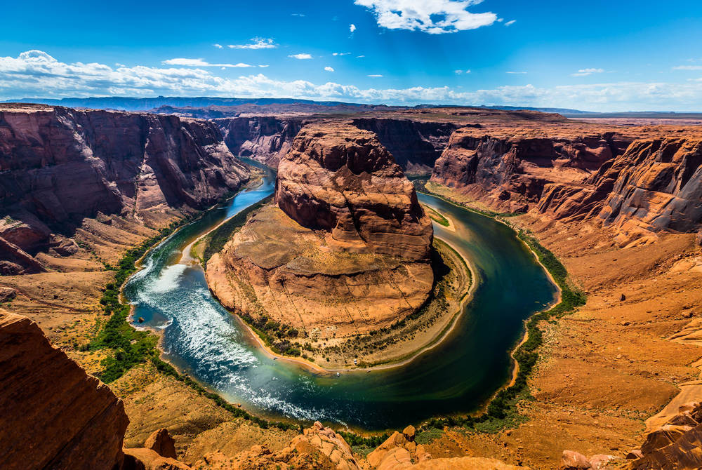 Horseshoe Bend, Lake Powell, Arizona