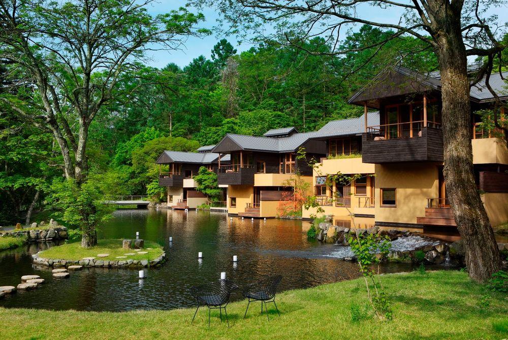 Hoshinoya Karuizawa, Honshu