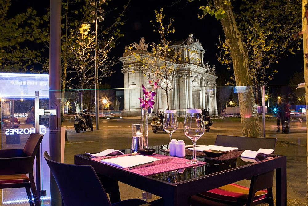 Hospes Puerta Alcalá, Madrid