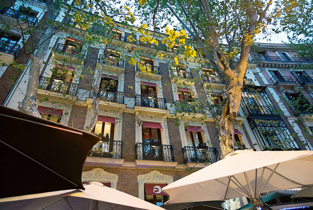 Hotel hospes puerta alcal madrid holidays 2018 2019 for Hotel regina alcala 19 madrid