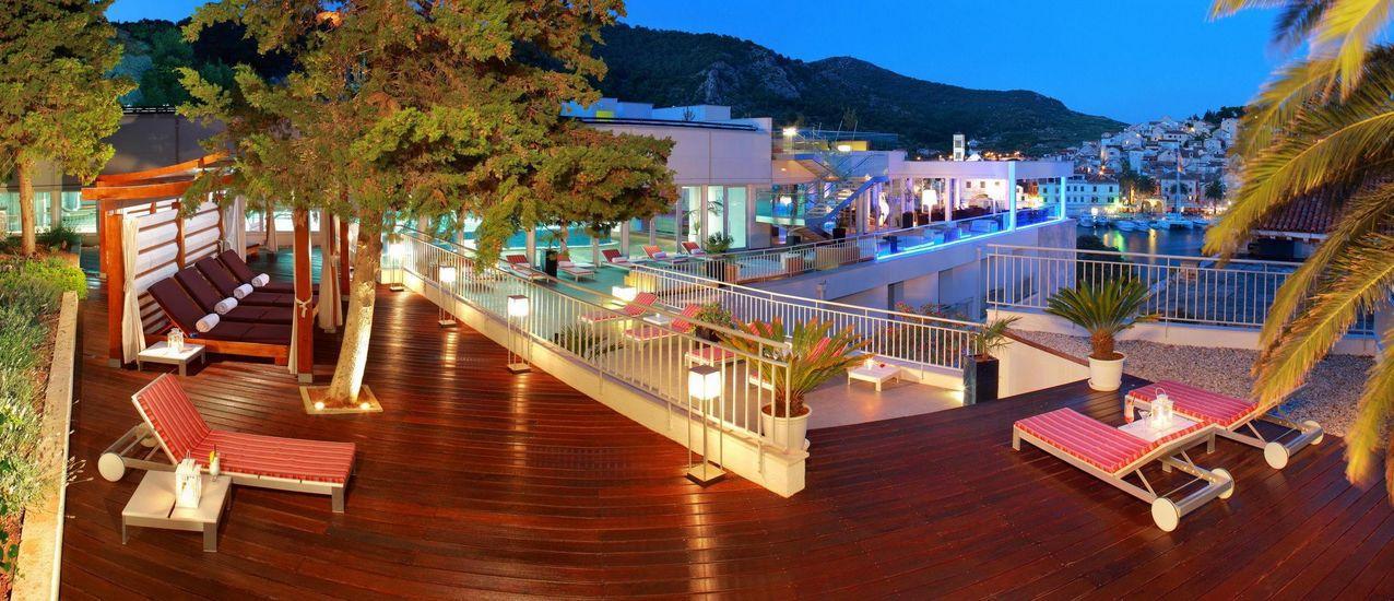 Hotel Adriana, Hvar