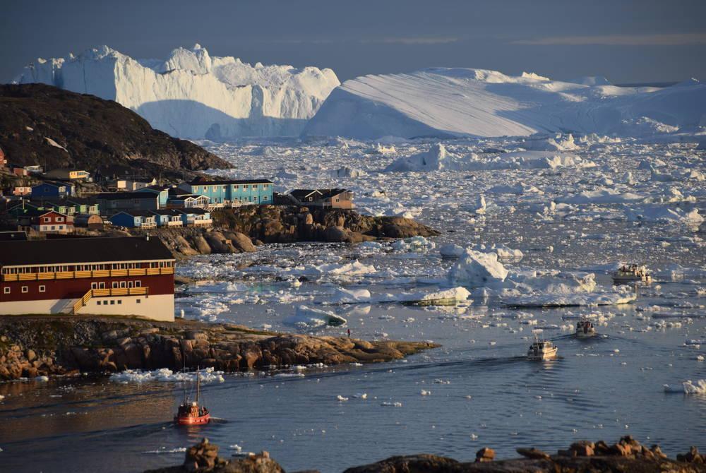Hotel Arctic, Greenland