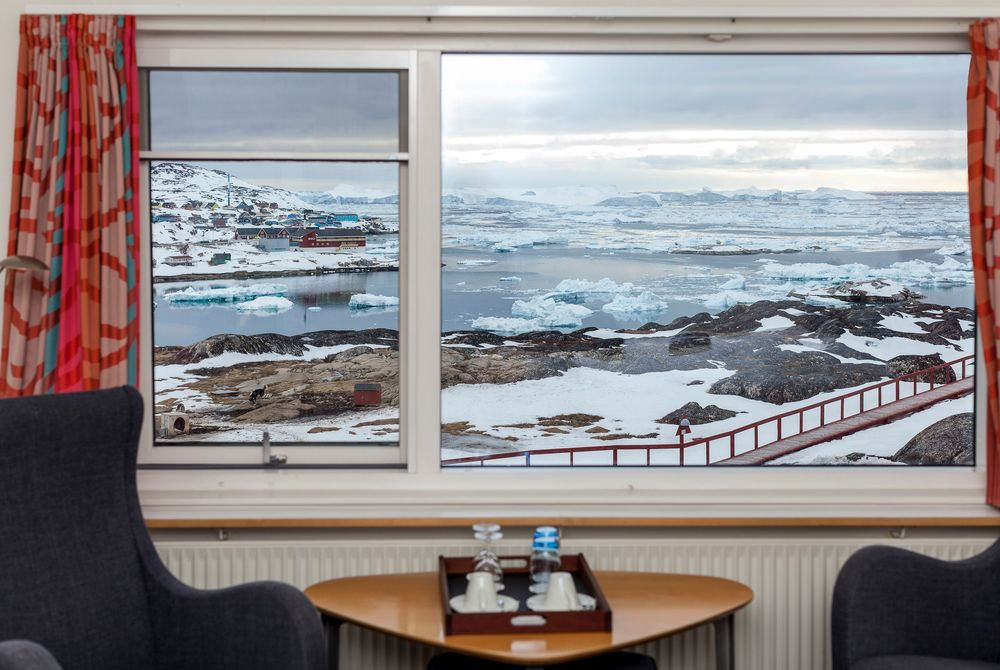Hotel Arctic (Photo by Siggi Anton - Visit Greenland)