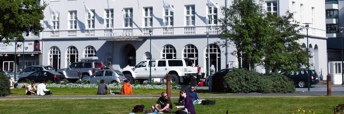 Hotel Borg, Reykjavik
