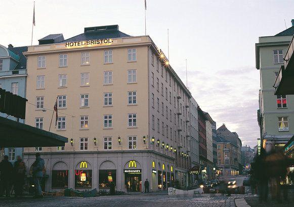 Hotel Bristol Bergen, Norway