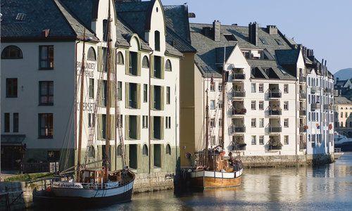 Hotel Brosundet, Alesund